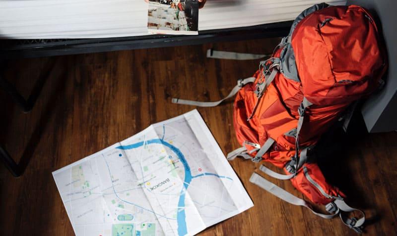 Range Bag vs Backpack