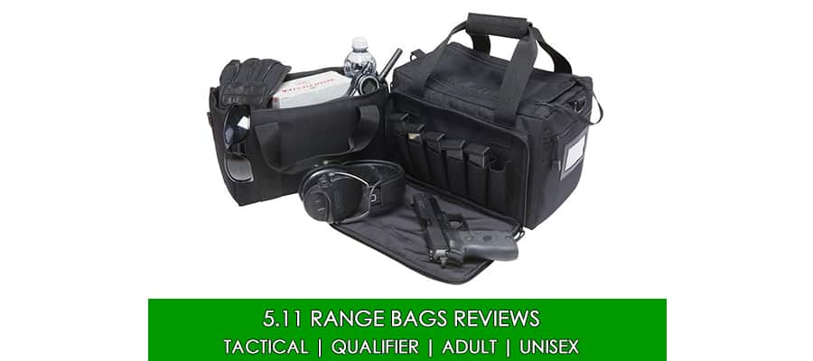 5.11 Range Bags Reviews
