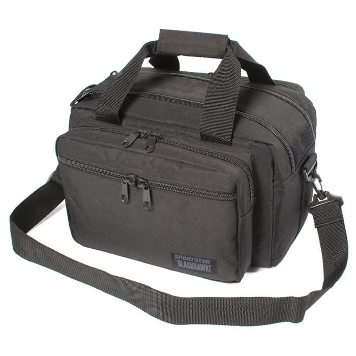 blackhawk-sportster-deluxe-pistol-range-bag-review
