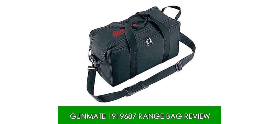 GunMate 1919687 Range Bag Review