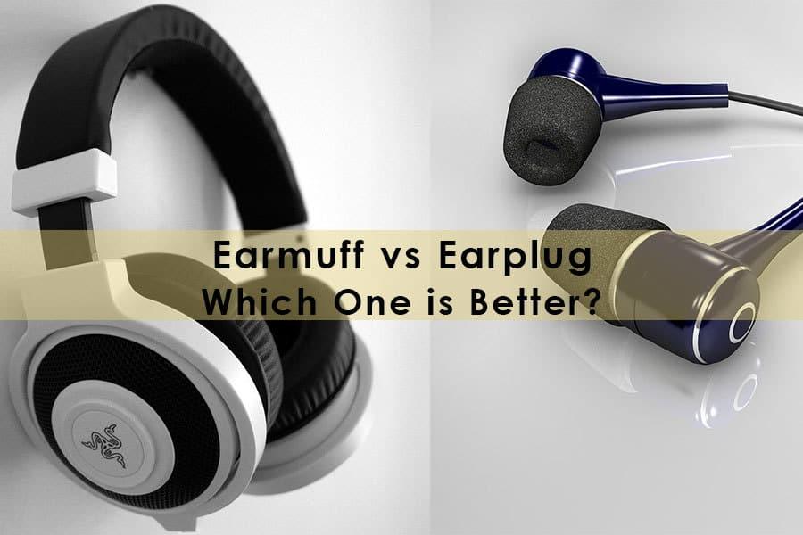 Earmuff vs Earplug Which one is better for shooting