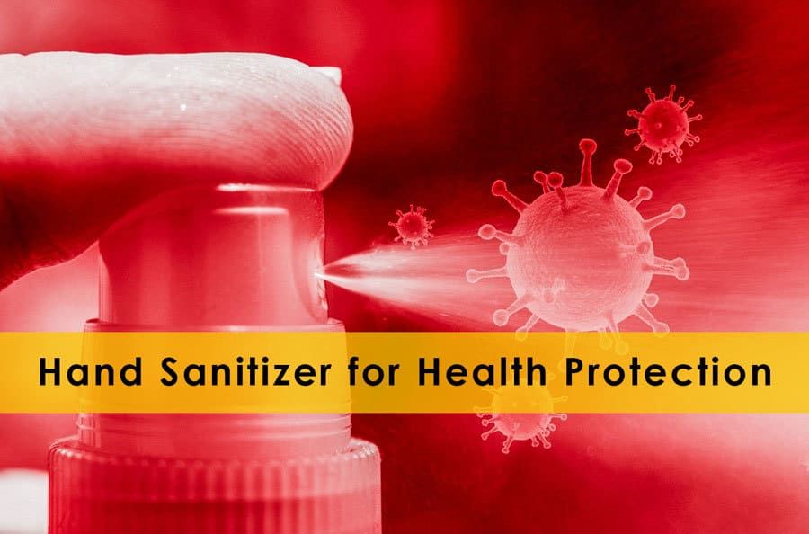 Hand Sanitizer for Health Protection