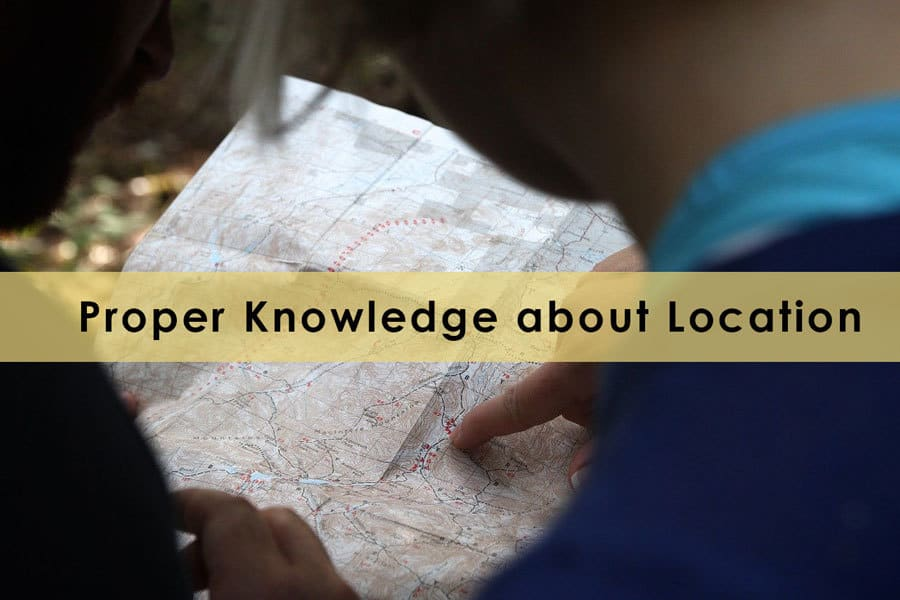 knowledge about location
