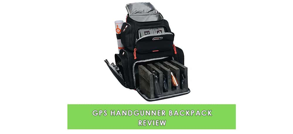 GPS Handgunner Backpack Review