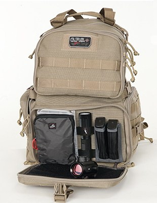 GPS Tactical  Locking Zipper