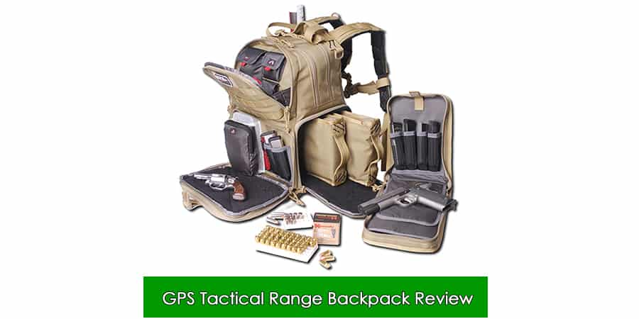 GPS Tactical Range Backpack Review