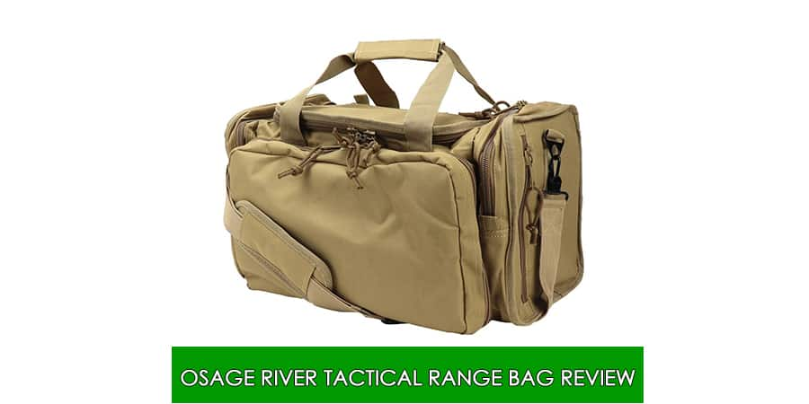 Osage River Tactical Range Bag Review
