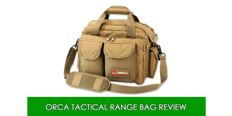 orca tactical range bag review