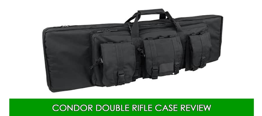 Condor Double Rifle Case Review