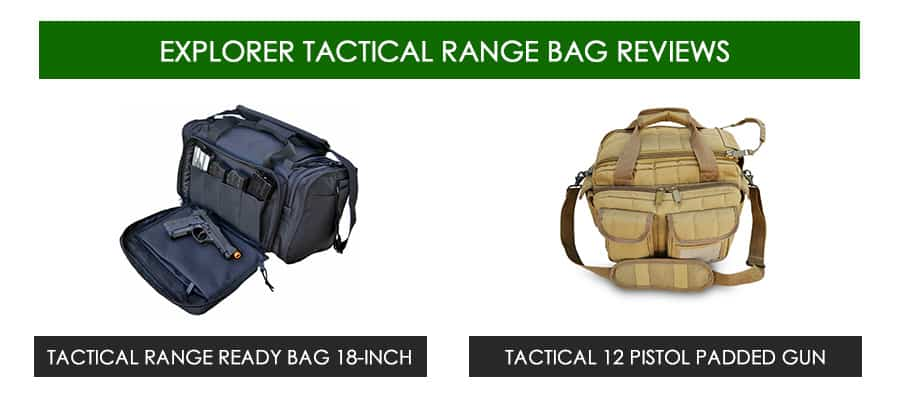 Explorer Tactical Range Bag Reviews